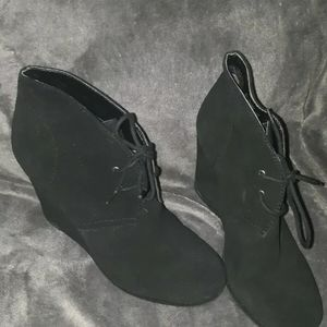 Nine West Wedge Ankle Boot